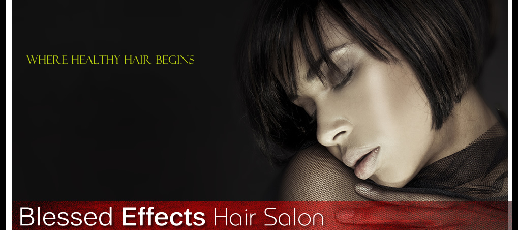 Blessed Effects Hair Salon in Nashville